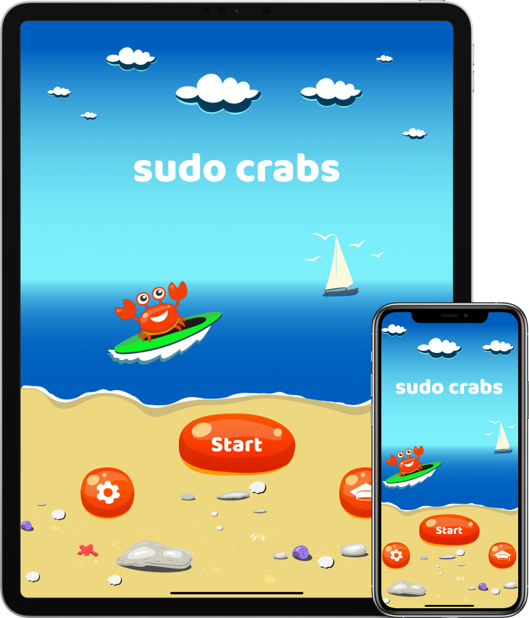 Sudo Crabs Screenshots